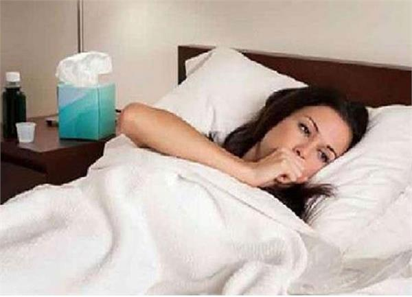 trouble with cough