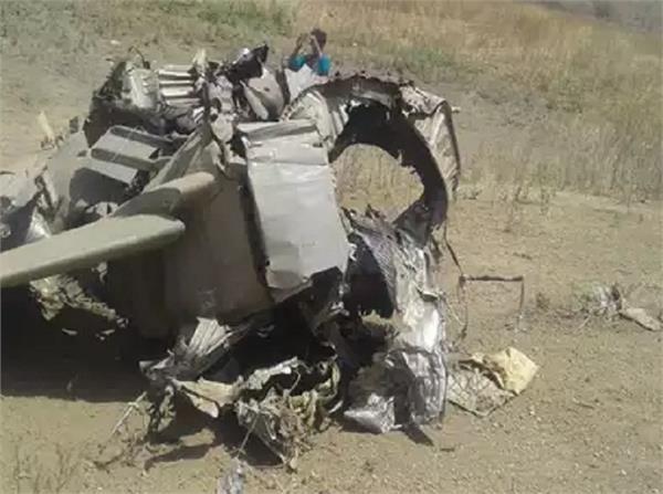 mig 27 jodhpur crashed