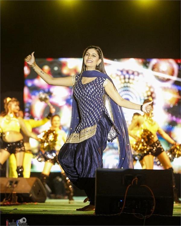 sapna choudhary may join congress