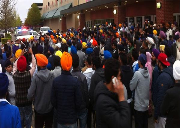 canada  protest against conviction of sikh activists