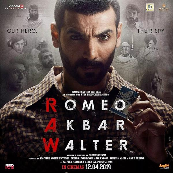 romeo akbar walter official trailer