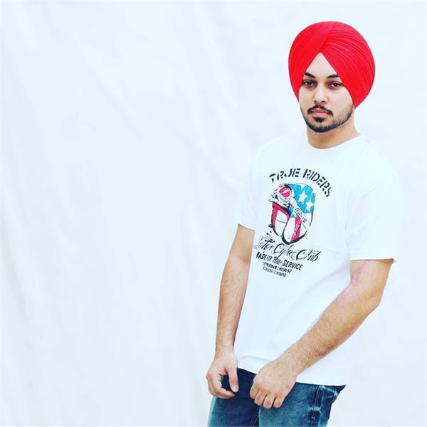 meet first punjabi singer who sung a english song