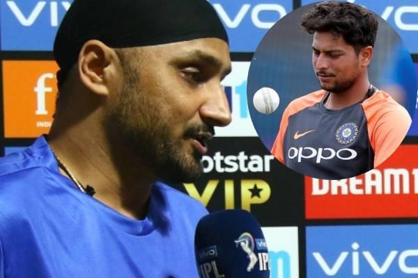 kuldeep  s form will not affect his performance in world cup  harbhajan