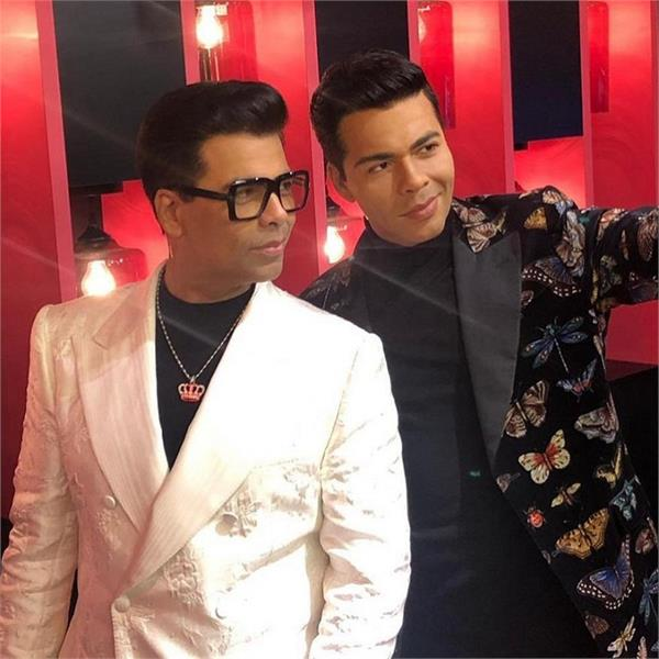 karan johar unveils his wax figure