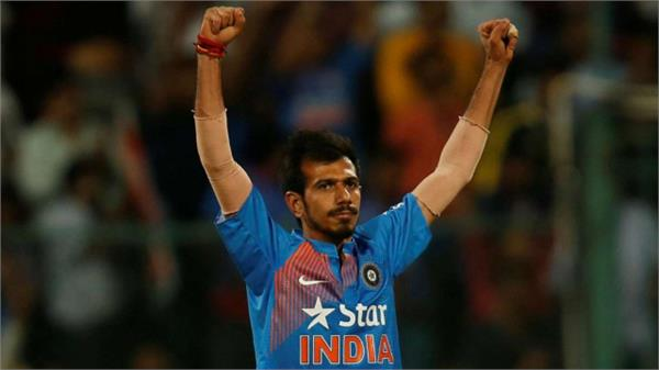 yuzvendra chahal excited about world cup