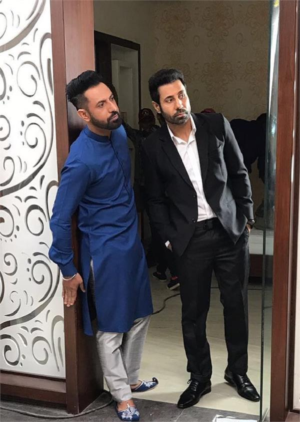 gippy grewal binnu dhillon new announcement