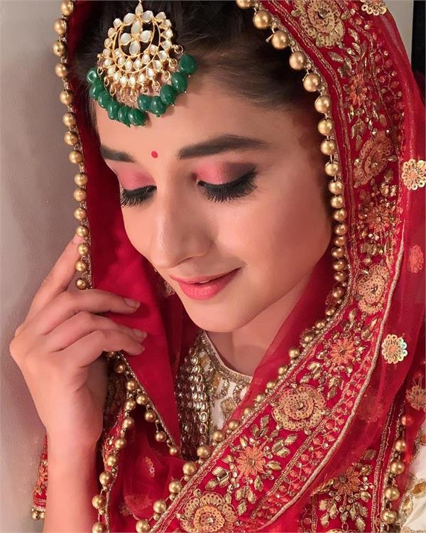 kanika mann bridal look
