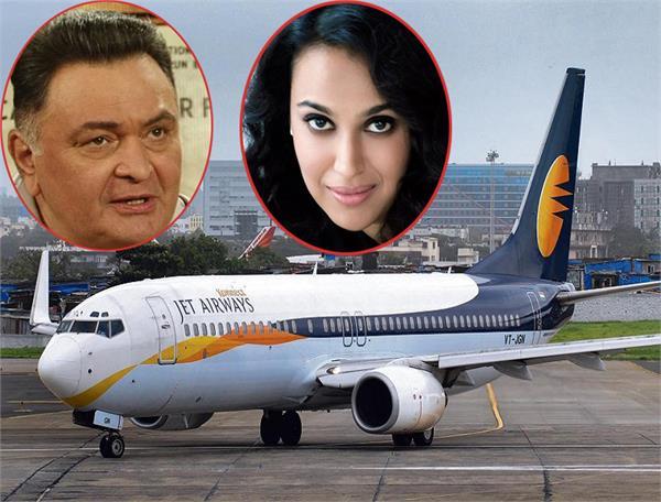 swara bhasker and anupam kher thank airline