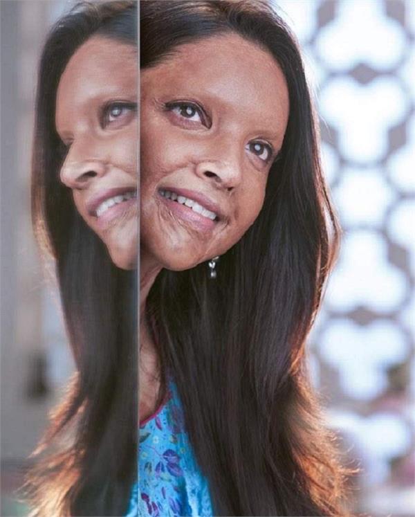 ਦੀਪਿਕਾ ਨੇ ਦਿੱਲੀ 'ਚ 'ਛਪਾਕ' ਦੀ ਸ਼ੂਟਿੰਗ ਦੌਰਾਨ ਲਕਸ਼ਮੀ ਅੱਗਰਵਾਲ ਨਾਲ ਕੀਤਾ ਲੰਚ