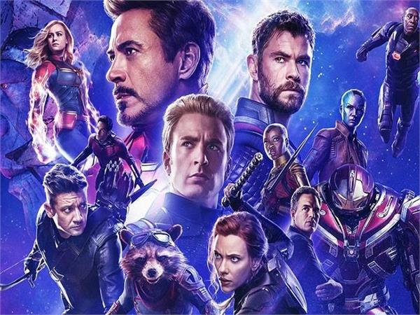 avengers endgame crosses 100 crore in two days