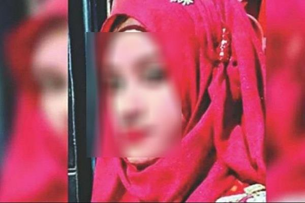 bangladesh  18 year old girl  burned alive