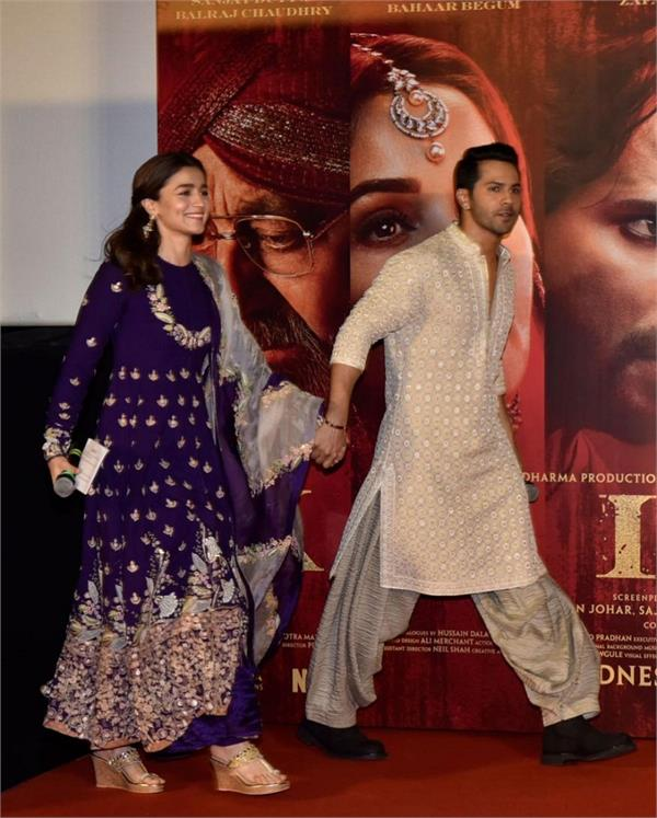 kalank trailer launch bollywood stars gather under one roof
