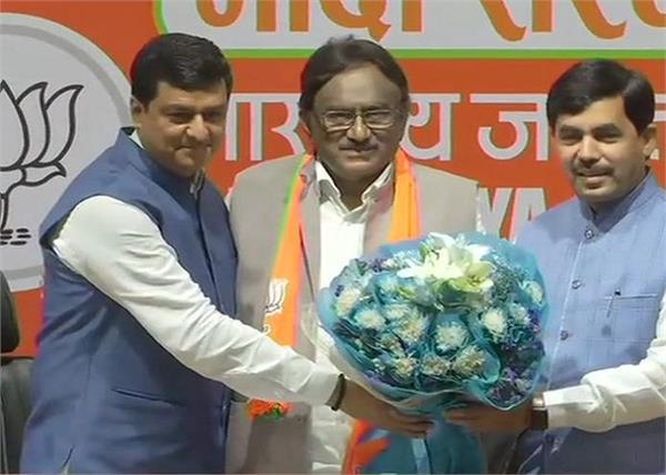 krishan kumar congress bjp join