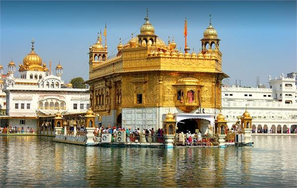 you will be able to darshan of sri darbar sahib sitting in canada