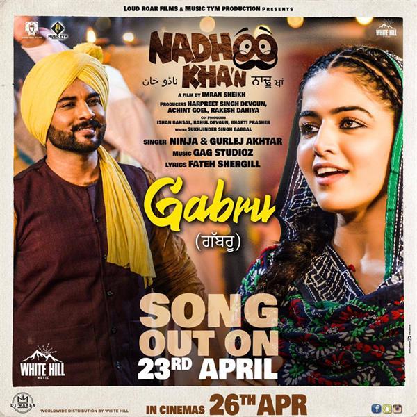 nadhoo khan new song gabru