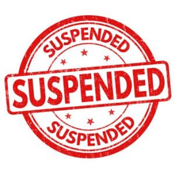 photo viral teacher suspended