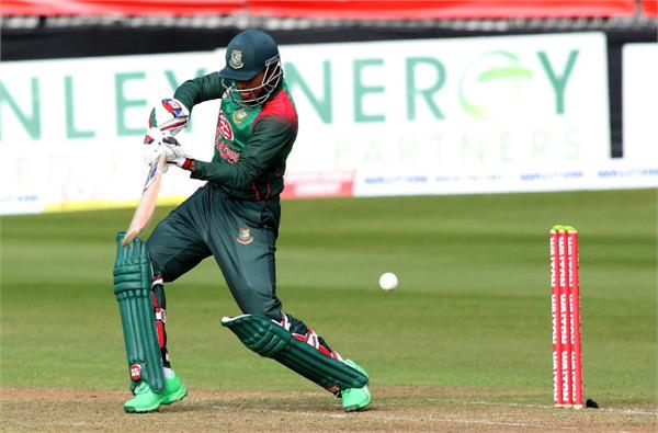 bangladesh win by 5 wickets  bangladesh win the tri series