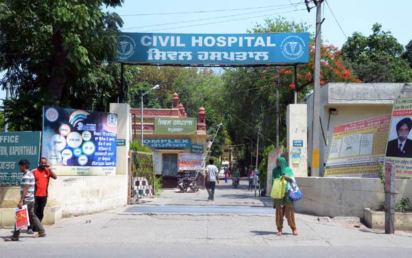 civil hospitals are struggling with the shortage