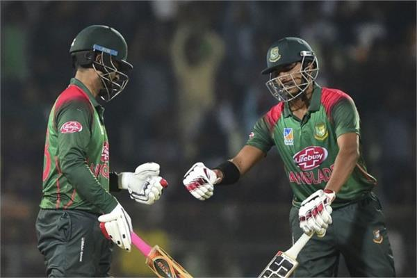 bangladesh beat windies by 8 wickets