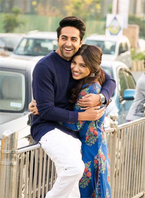 bhumi pednekar  ayushmann khurrana to star together again