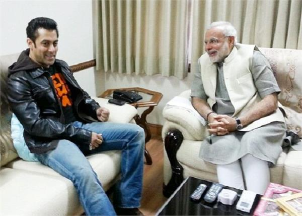 salman khan and other bollywood celebrities congratulate pm modi