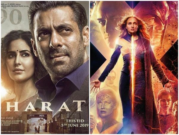 dark phoenix and bharat salman khan box office collection