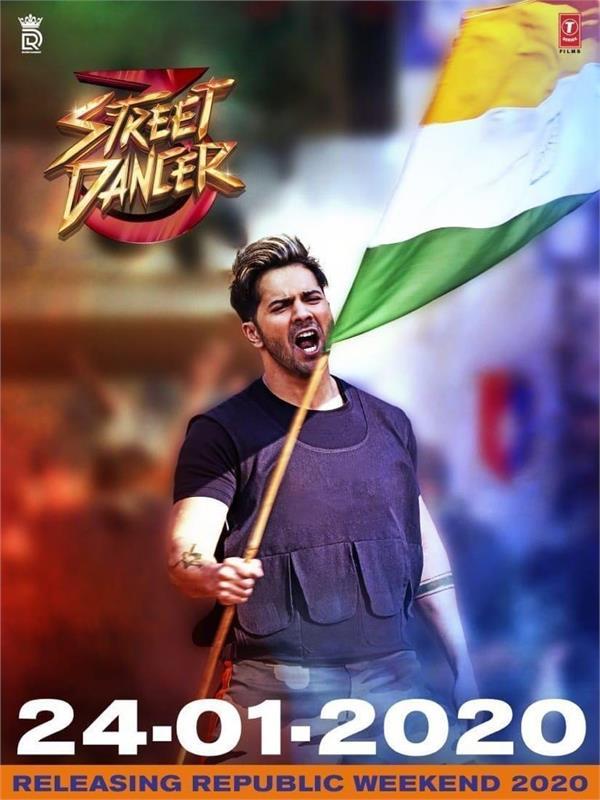 varun dhawan street dancer 3d to clash with kangana ranaut panga