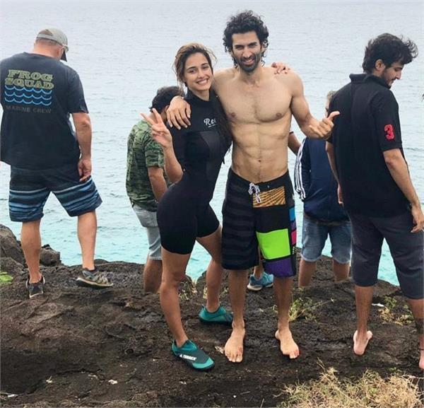 disha patani and aditya roy kapur will get you all excited for malang