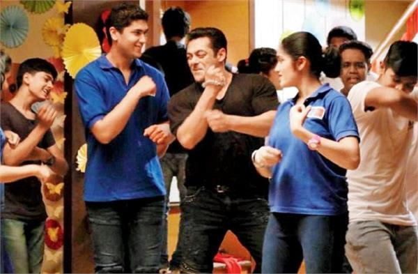 salman khan acts in a short film for children with special needs