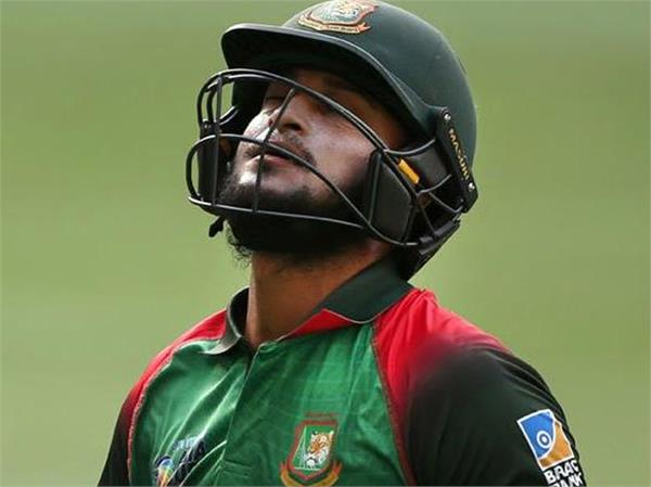 shakib al hasan strain not serious says bcb