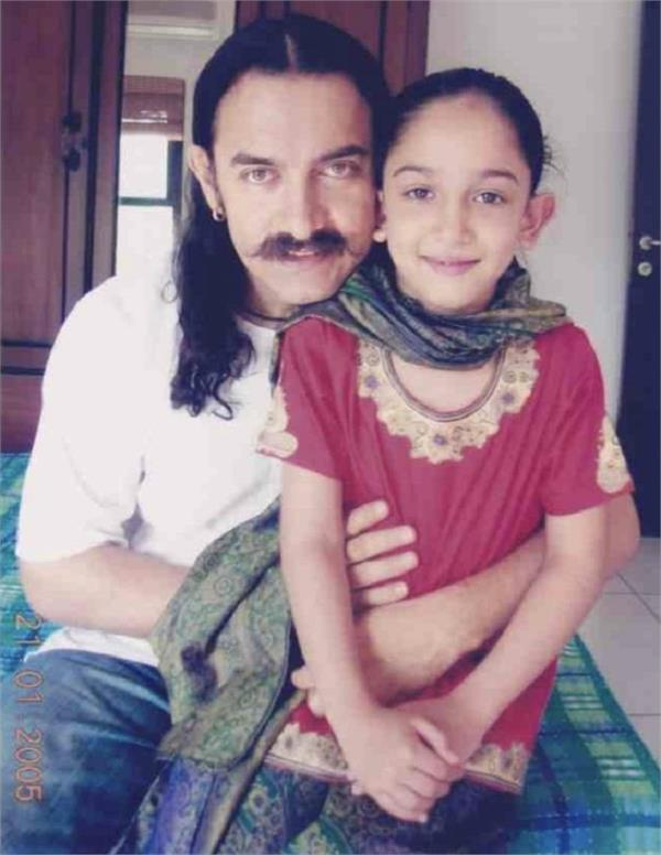 aamir khan wishes daughter ira happy 21st birthday with adorable pic