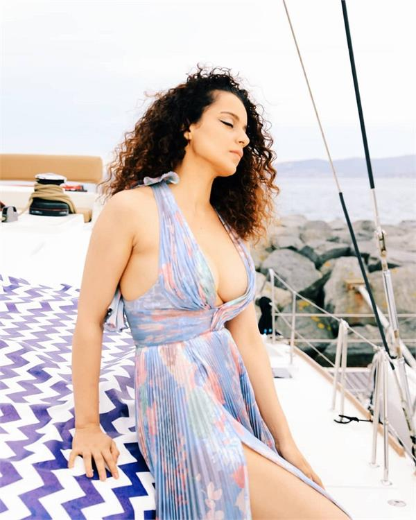 72nd cannes film festival 2019 kangana ranaut