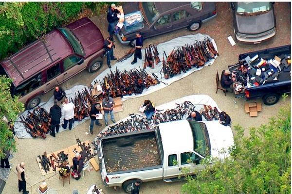 1 000 guns seized los angeles