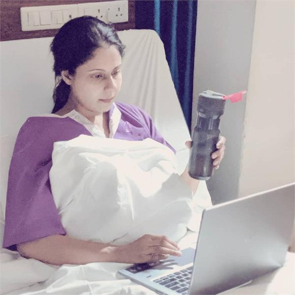 new mom chhavi mittal faces loss of hearing post delivery