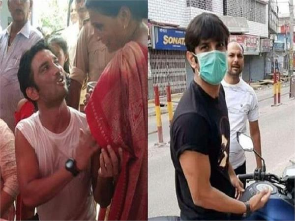 sushant singh rajput visits his birthplace after 17 years