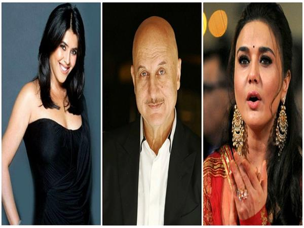celebrities react on lok sabha election results 2019