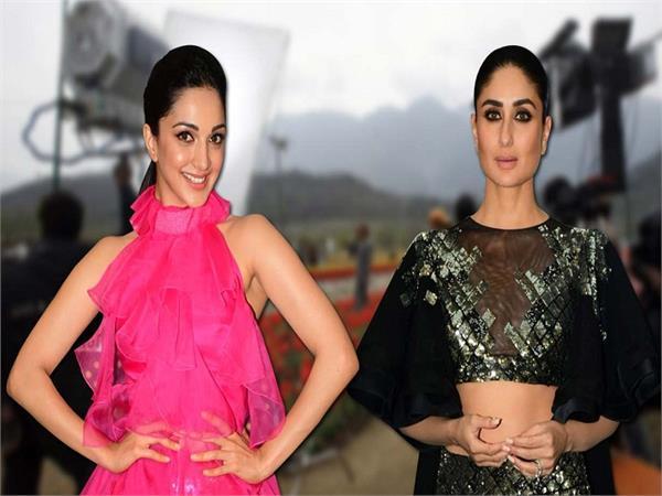 kiara advani reveals she is a kareena kapoor khan fan