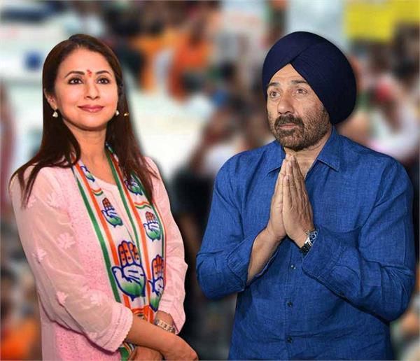bollywood celebrities contesting lok sabha election