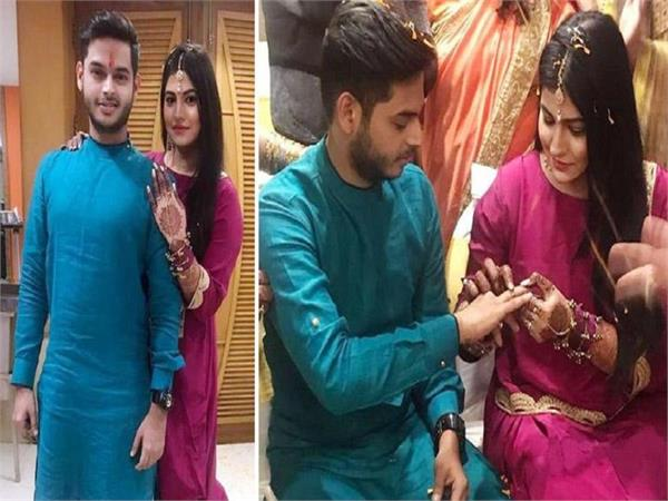 siddharth sagar  s fiance subuhi joshi accuses him of physical abuse