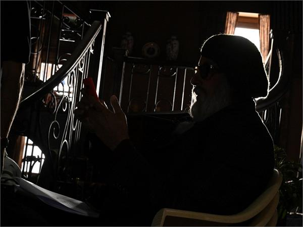 amitabh bachchan  s first look from chehre