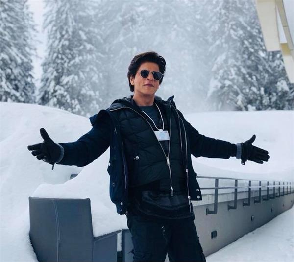 shah rukh khan in hollywood show