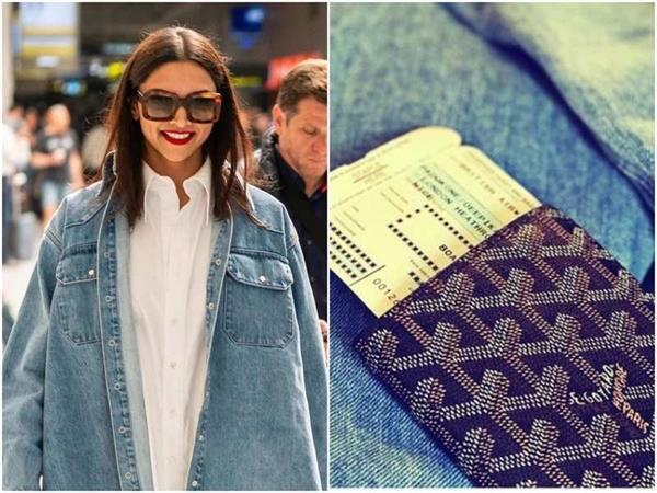 deepika padukone passport case grabs the attention of her fans
