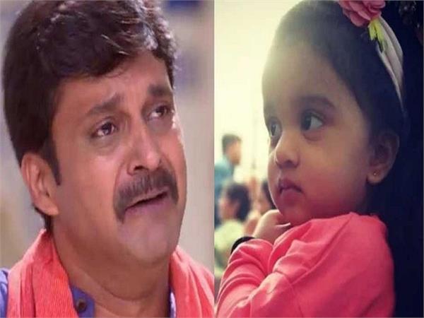 pratish vora s 2 year old daughter dies in a sad accident