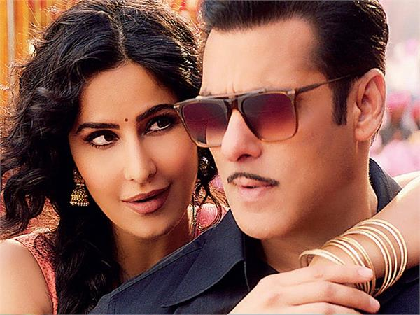 bharat song aithey aa featuring salman khan