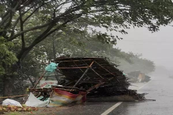 fani storm destruction video dangerous