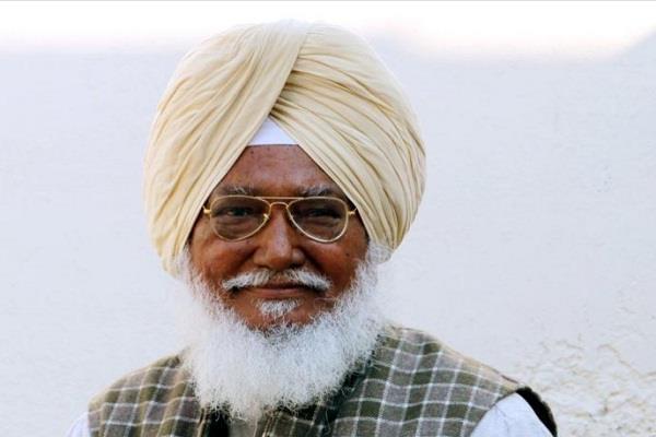 prof  sadhu singh