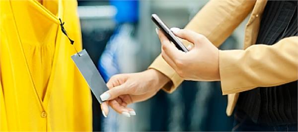 use of mobile while shopping may hurt your pocket