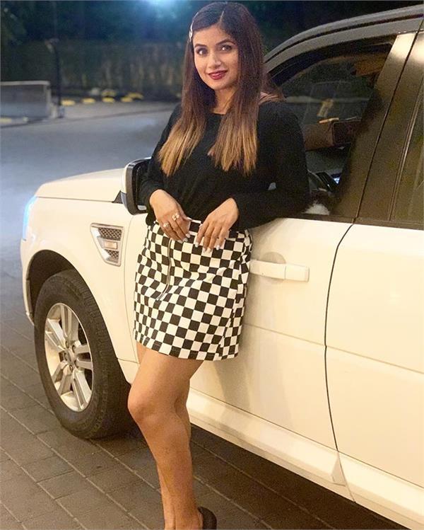 shipra goyal with amrinder gill   prabh gill