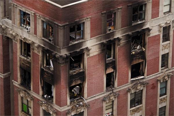 harlem fire kills 6 including 4 children