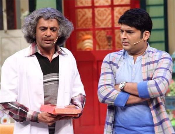 sunil is still angry with kapil
